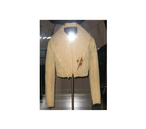 Irish Famine Orphan Thomas Quinn's Jacket